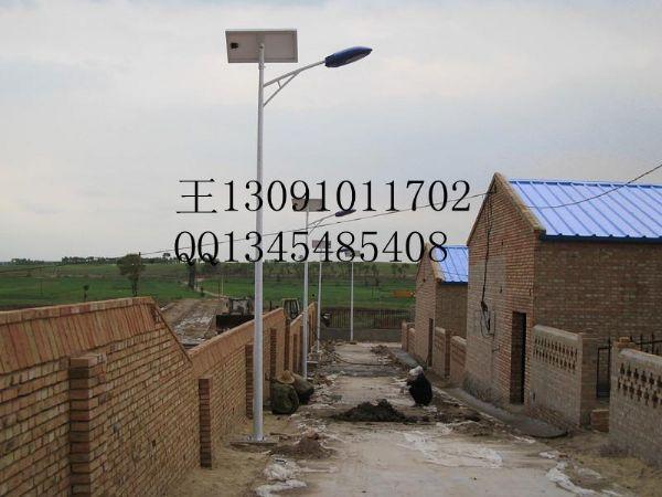 供应保定太阳能路灯质量怎样